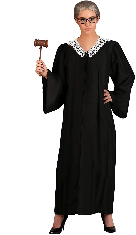 Supreme Court Judge Women's Costume