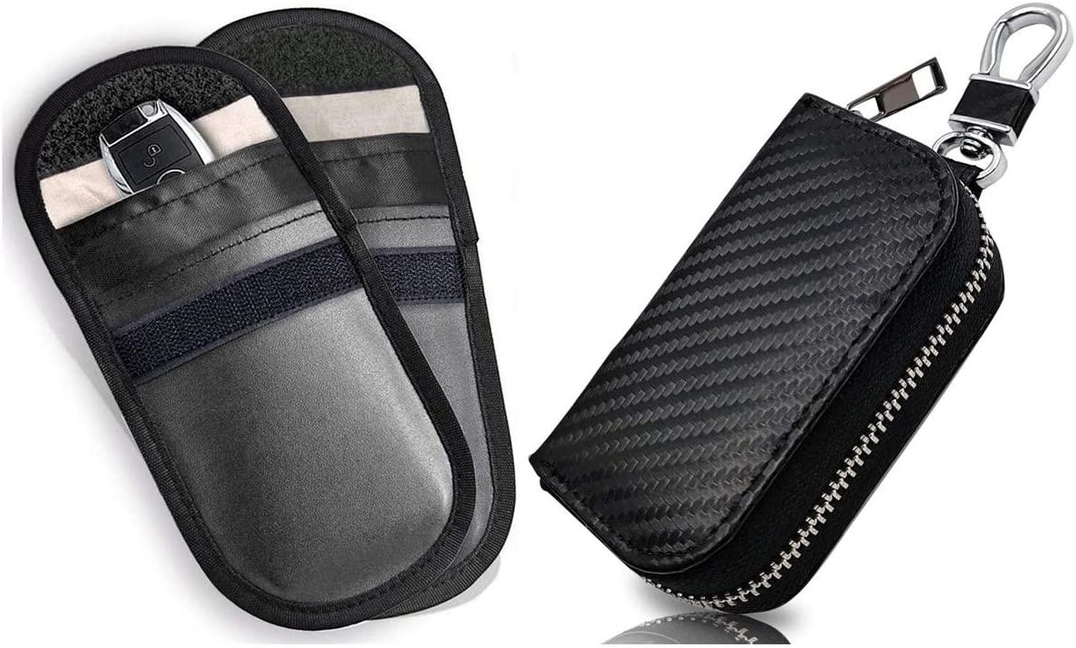Faraday Bags for Car Key Fob Protector Signal Blocker