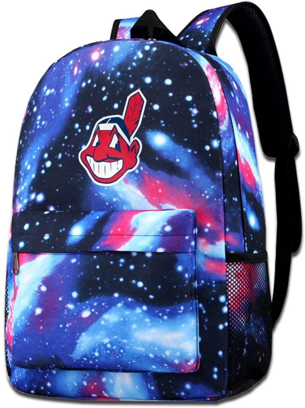 Tymeihao Indians Cleveland Shoulder Bag