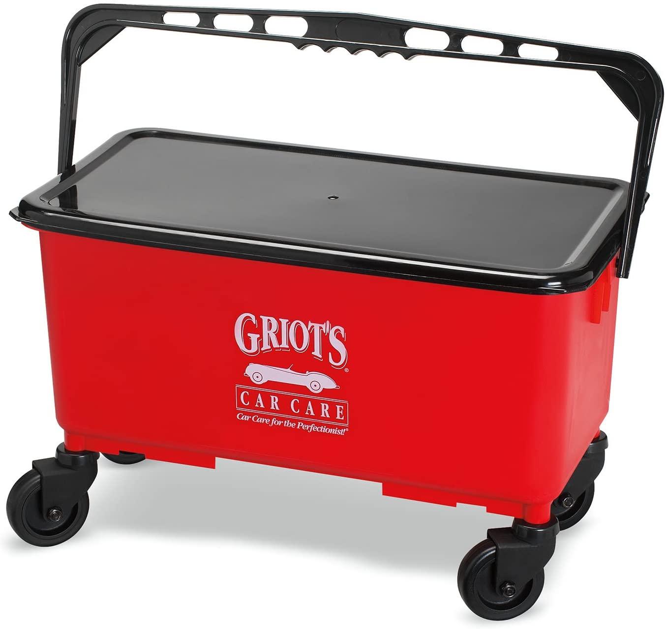 Griots Garage 67255CSTBUC Ultimate Car Wash Bucket