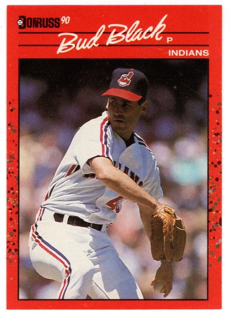 Bud Black - Cleveland Indians (Baseball Card) 1990 Donruss # 556 Mint