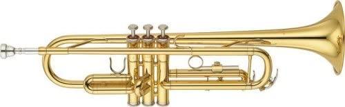 YTR2335M Student Bb Trumpet YTR2335M Lacquer, Monel Valves
