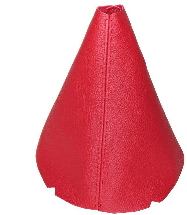 The Tuning-Shop Ltd Shift Boot red Leather