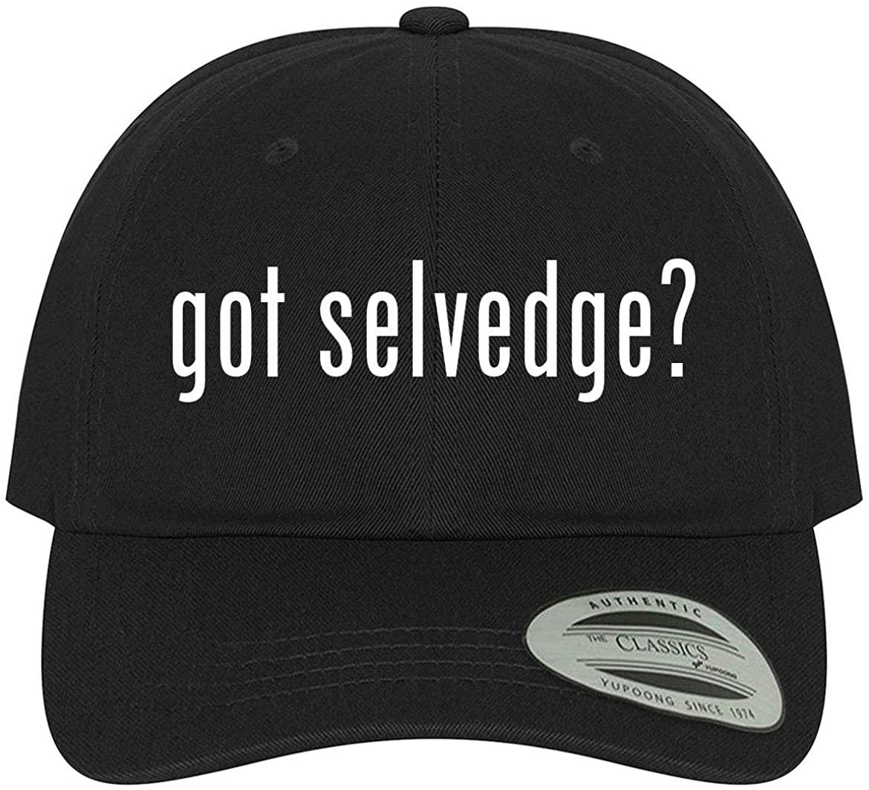The Town Butler got Selvedge? - A Comfortable Adjustable Dad Baseball Hat