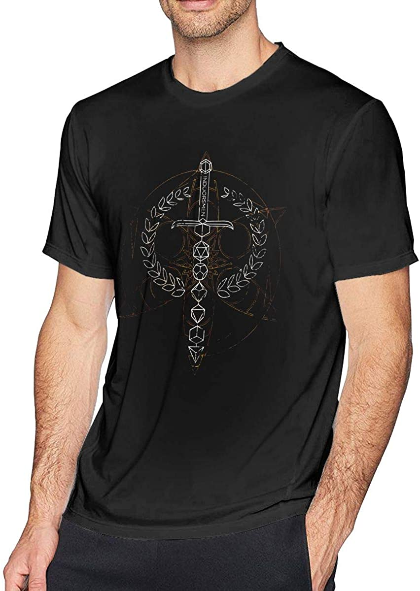 Men's Dungeons and Dragons Short Sleeve T-Shirt