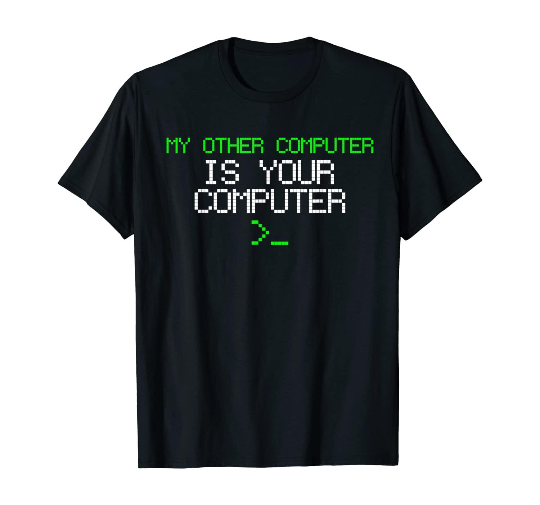 Hacker Hacktivist Funny Coding Saying T-Shirt