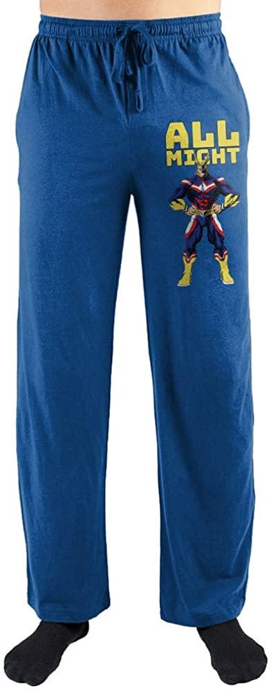 Bioworld My Hero Academia All Might Pajama Pants