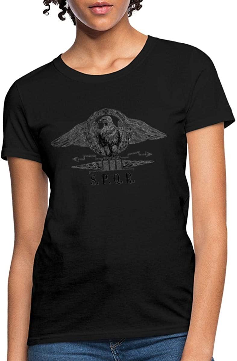 SPQR Roman Eagle Women's T-Shirt
