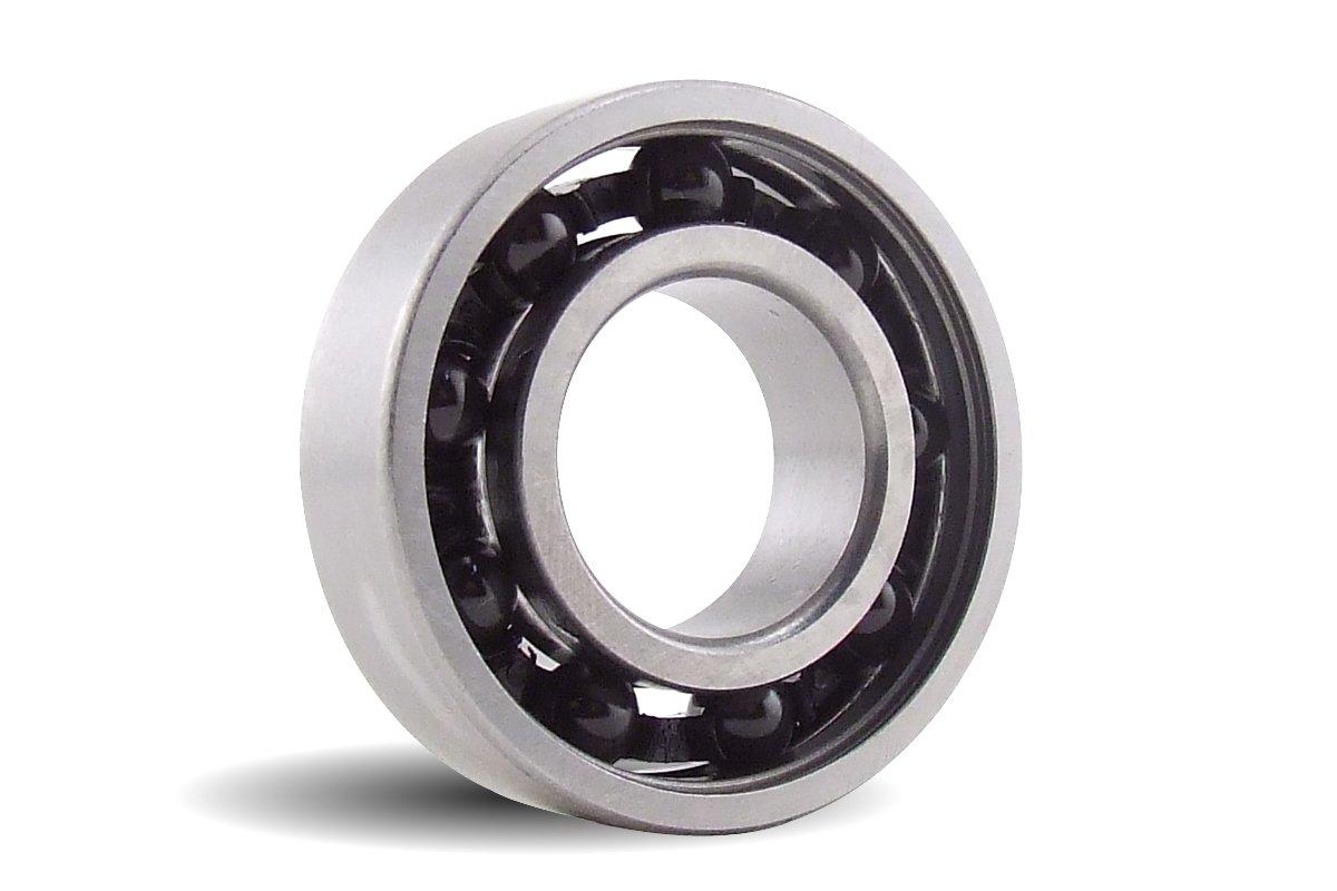 MX6801CE-T46/C3#3 AF2, 12x21x5 mm, Ceramic Hybrid Radial Bearing