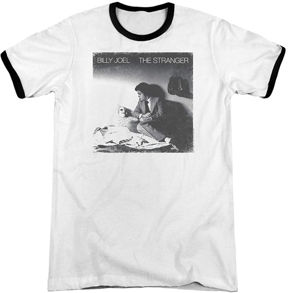 A&E Designs Billy Joel Shirt The Stranger Ringer Shirt
