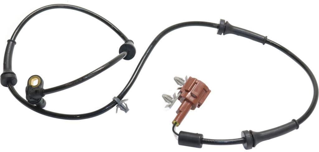 For Nissan Armada ABS Speed Sensor 2005-2012 R=L Single Piece   Rear