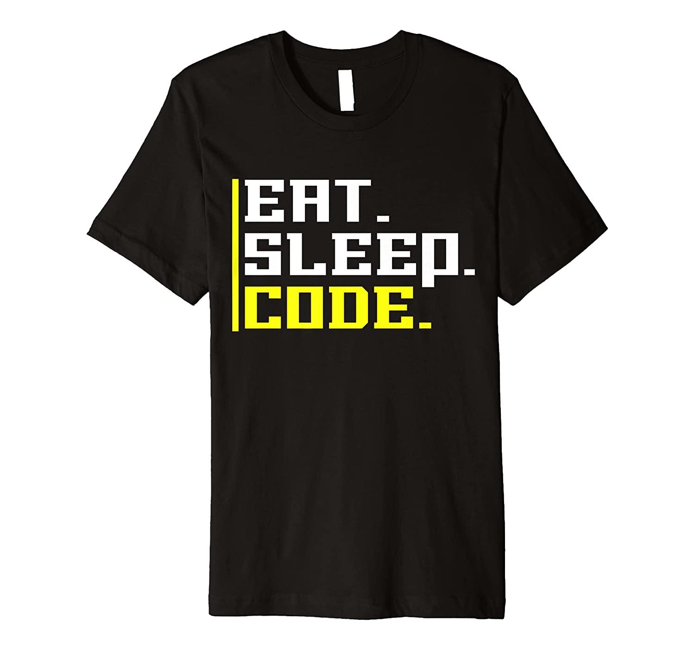 Coding Code Computer Science Programming Software Engineer Premium T-Shirt