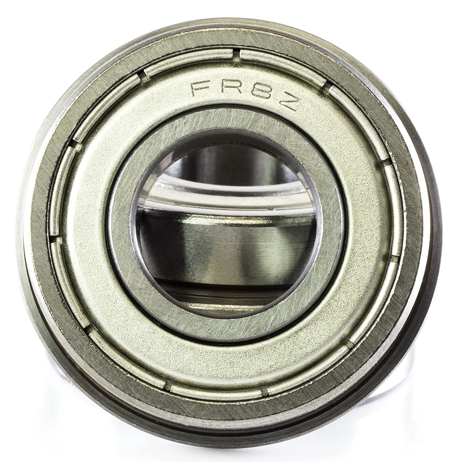R8ZZ R8 ZZ Flanged 1/2 x 1-1/8 x 5/16 Double Sealed Precision Ball Bearing CNC Slide Bushing