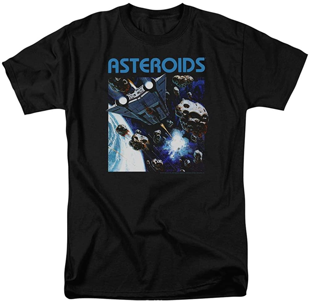 A&E Designs Atari Shirt 2600 Asteroids T-Shirt