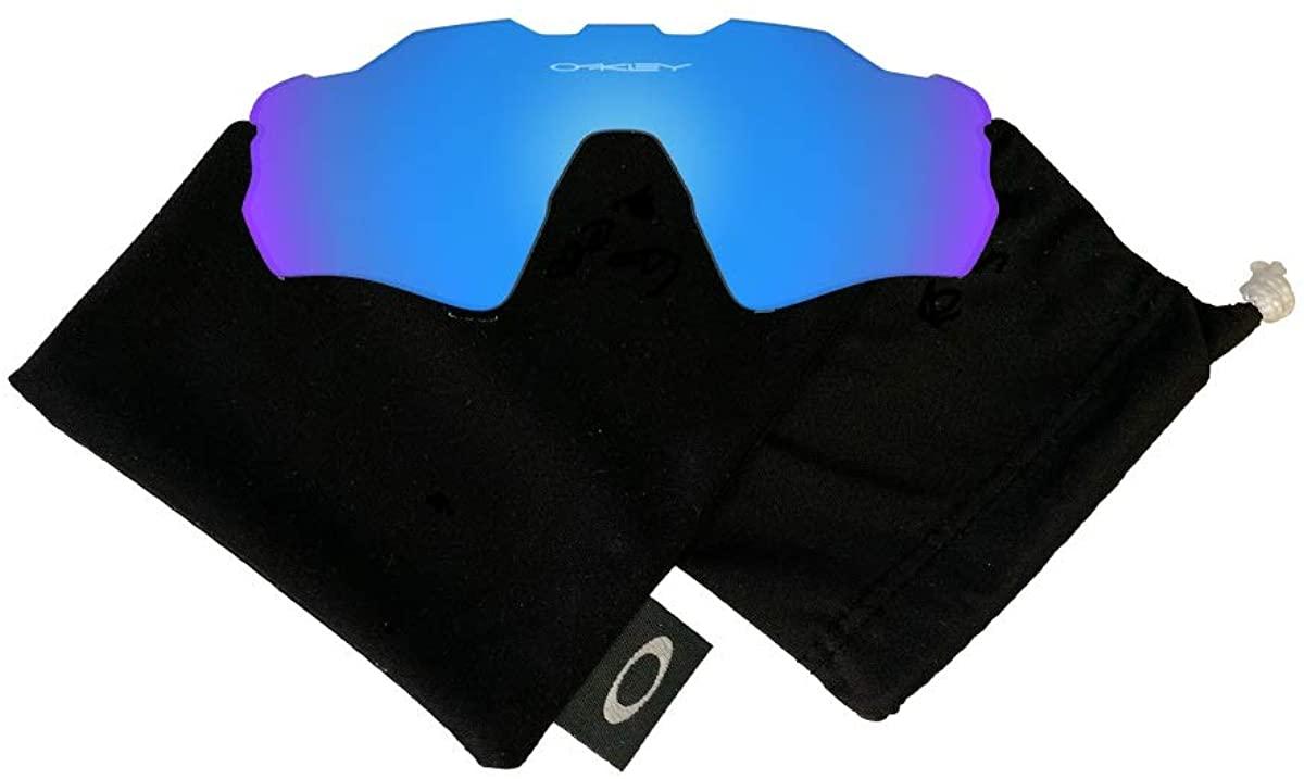 Oakley Original Radar EV Path OO9208 Replacement Lenses For Men For Women+BUNDLE with Oakley Microfiber Cloth Bag