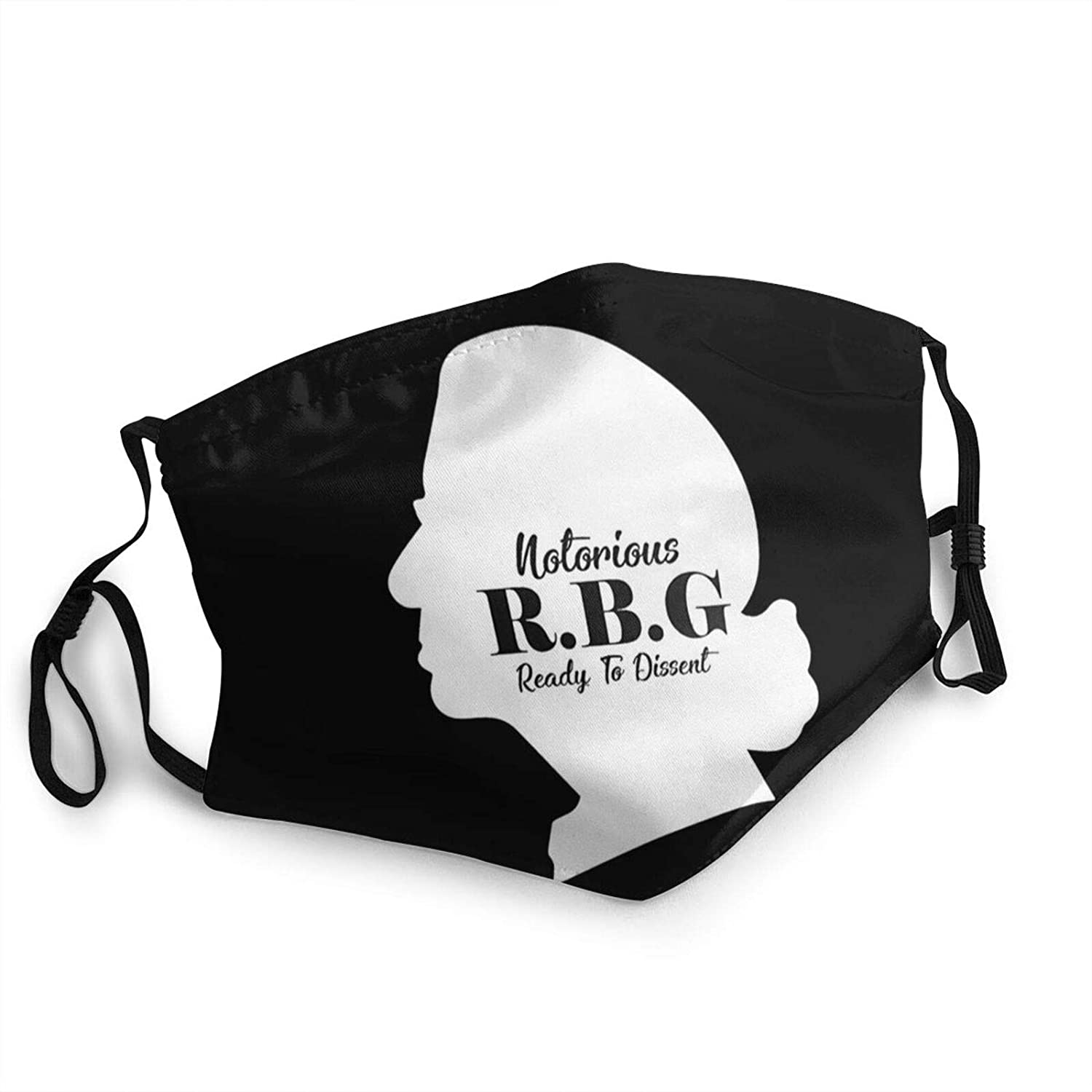 Outdoor RBG Face Cloth Bandana Fight For The Things You Care Protection Adjustable Earloop