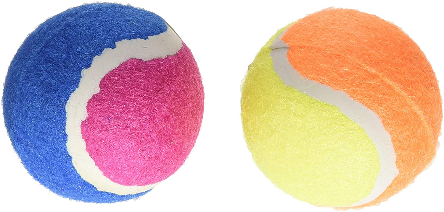 ICA DK2 Blister Toy with Two Tennis Balls for Dogs