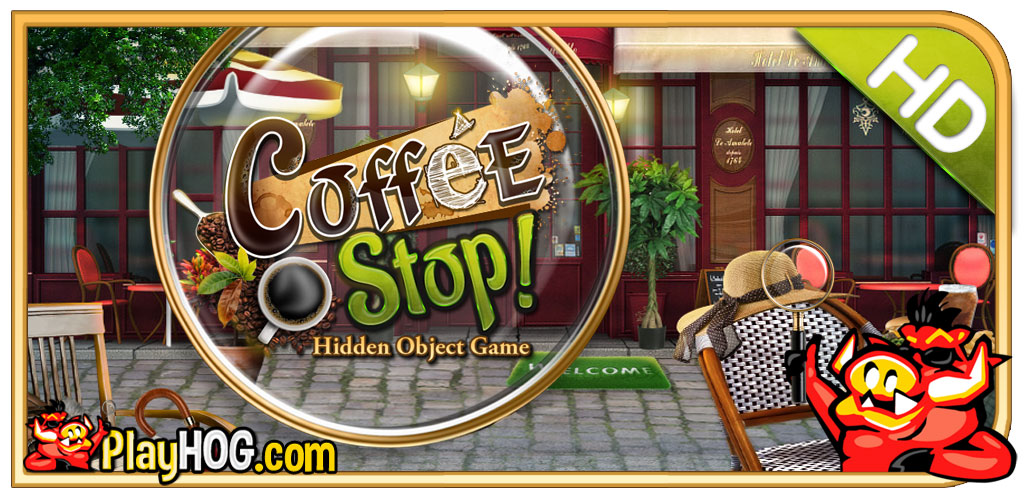 Coffee Stop - Find Hidden Object Game [Download]