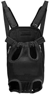 PetsPro Store's Pet Carrier Backpack Walking Traveling & Hiking Bag