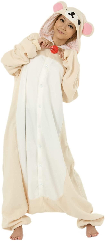 Korilakkuma Kigurumi (All Ages Costume)