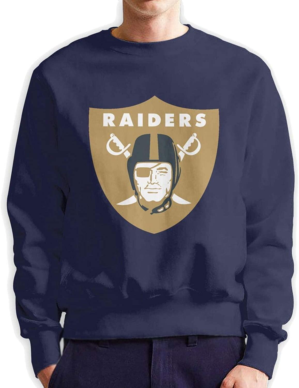 Man's Las Vegas Football Sin City 5 Fashion Personality Round Neck Long Sleeve Hoodie Sport T Shirt