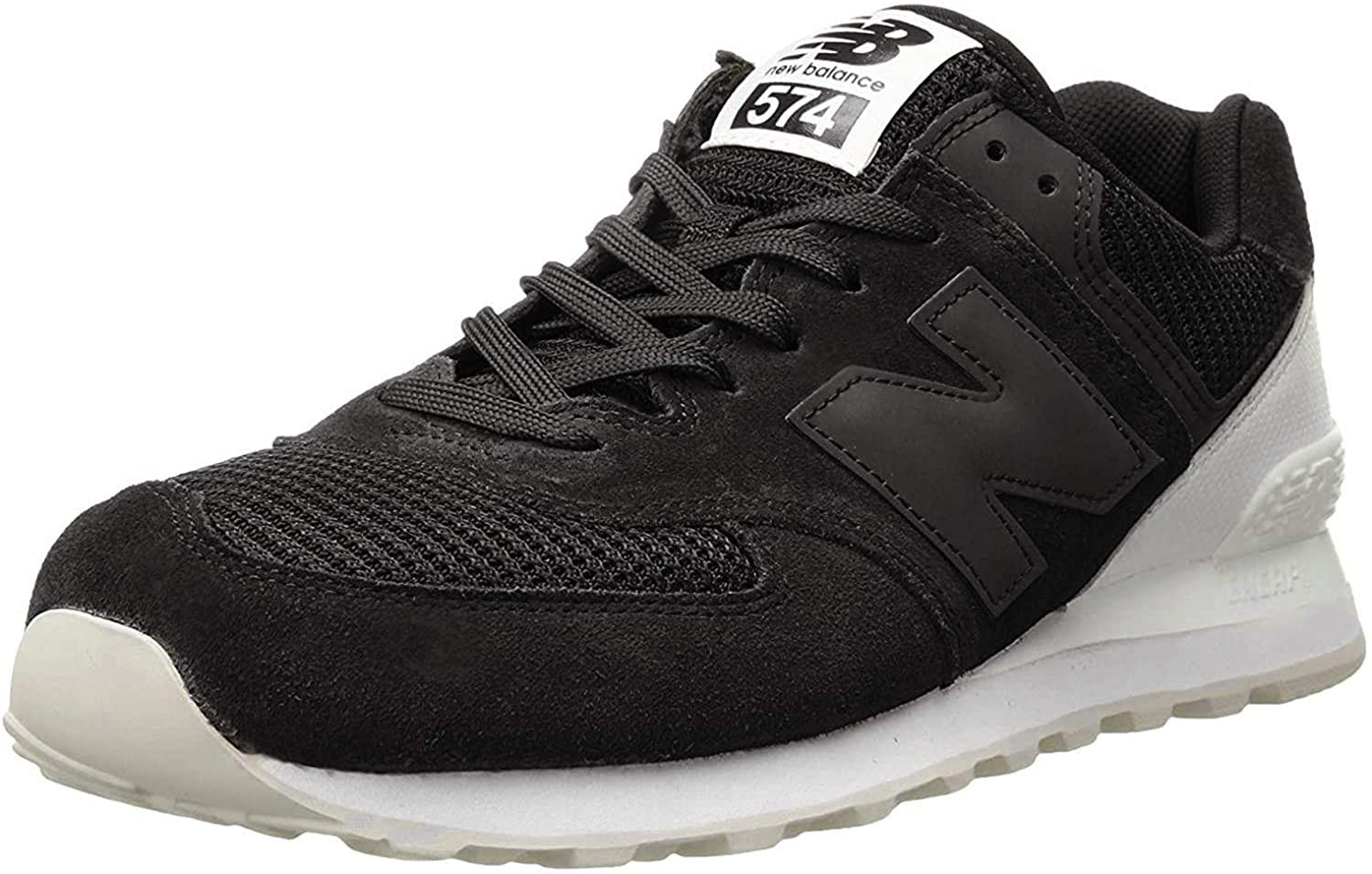 New Balance Men's 574v1 Synthetic/Mesh Sneaker