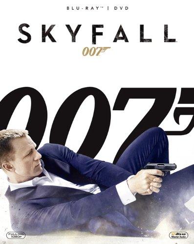 Movie - Skyfall Blu-Ray&Dvd (BD+DVD) [Japan LTD BD] MGXF-55113