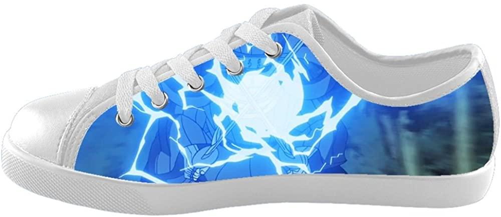 Custom Kid's Shoes Lightning New Sneaker Canvas