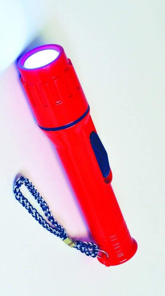 United Scientific Supplies FSLT02 Flashlight, LED, 6