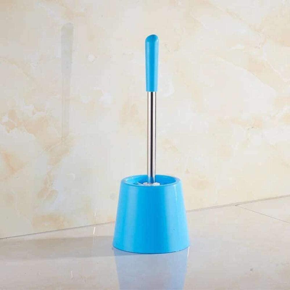 vertice Toilet Brushes Toilet Cleaning Brush Bathroom Brush Wc Brush and Holder Upgraded Modern Design Bathroom Toilet Bowl Brushes with Quick Drying Holder Set1