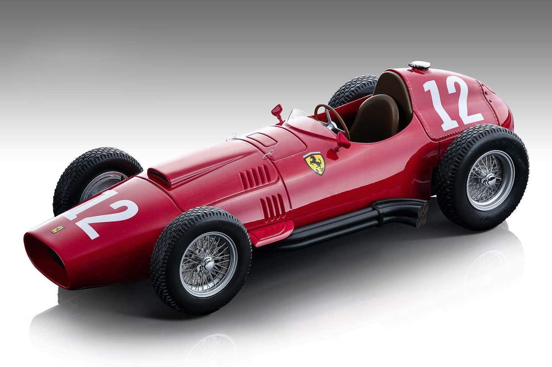 Ferrari 801 F1#12 Peter Collins Formula One France GP (1957)