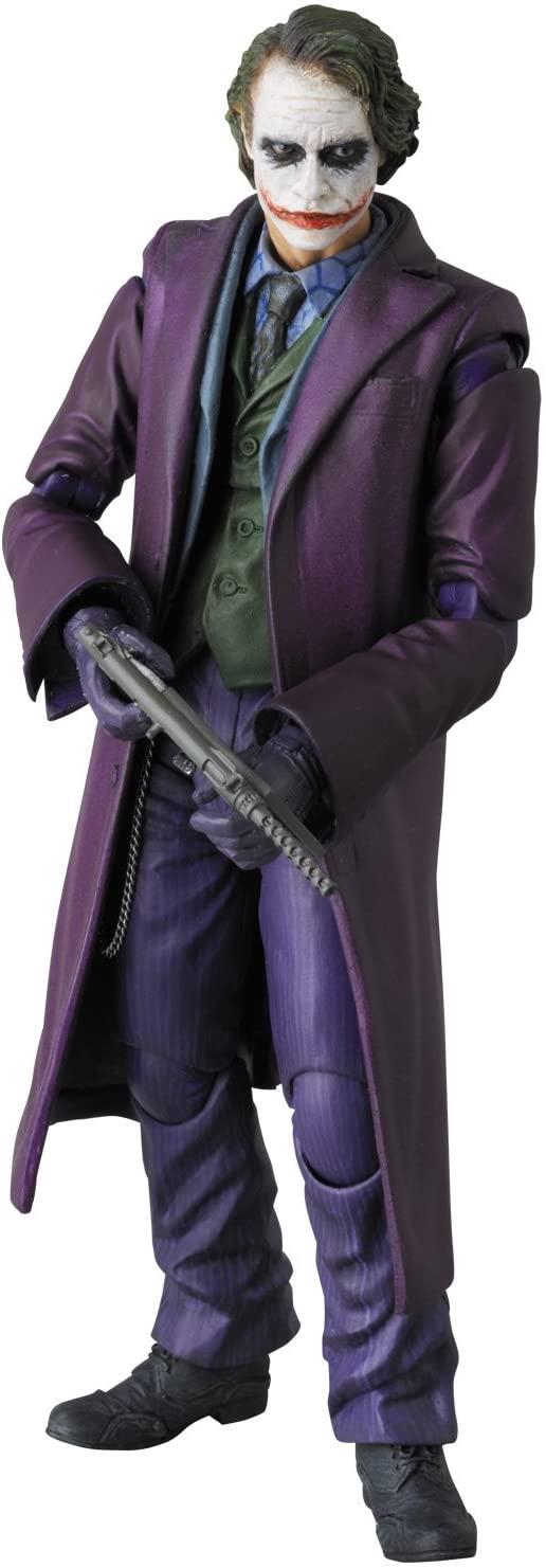 Medicom The Dark Knight: The Joker MAFEX Figure