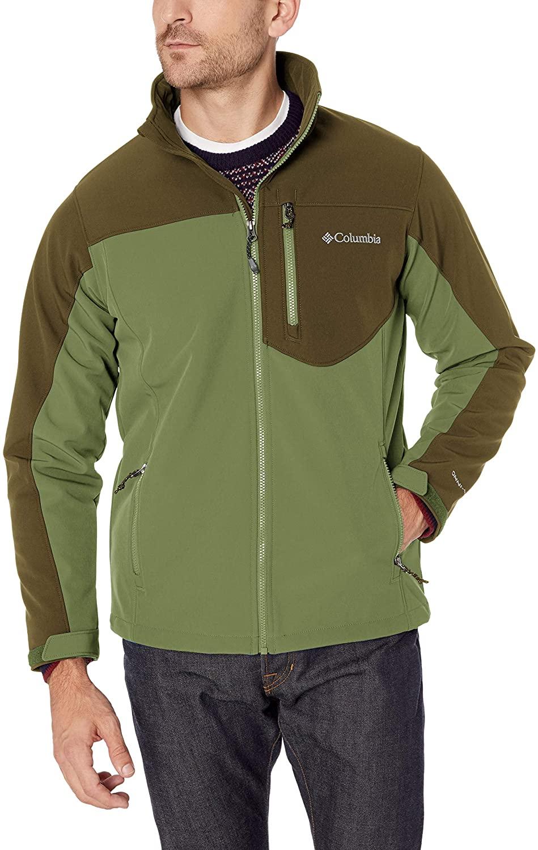 Columbia mens Prime Peak Softshell Jacket