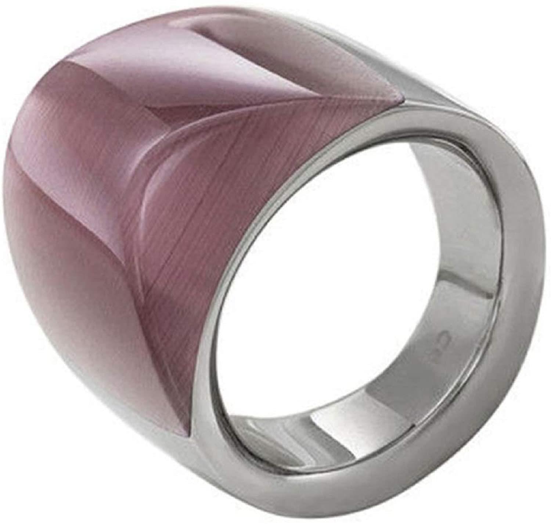 Calvin Klein Sensory Pink Size 6 Ring KJ79AR010406