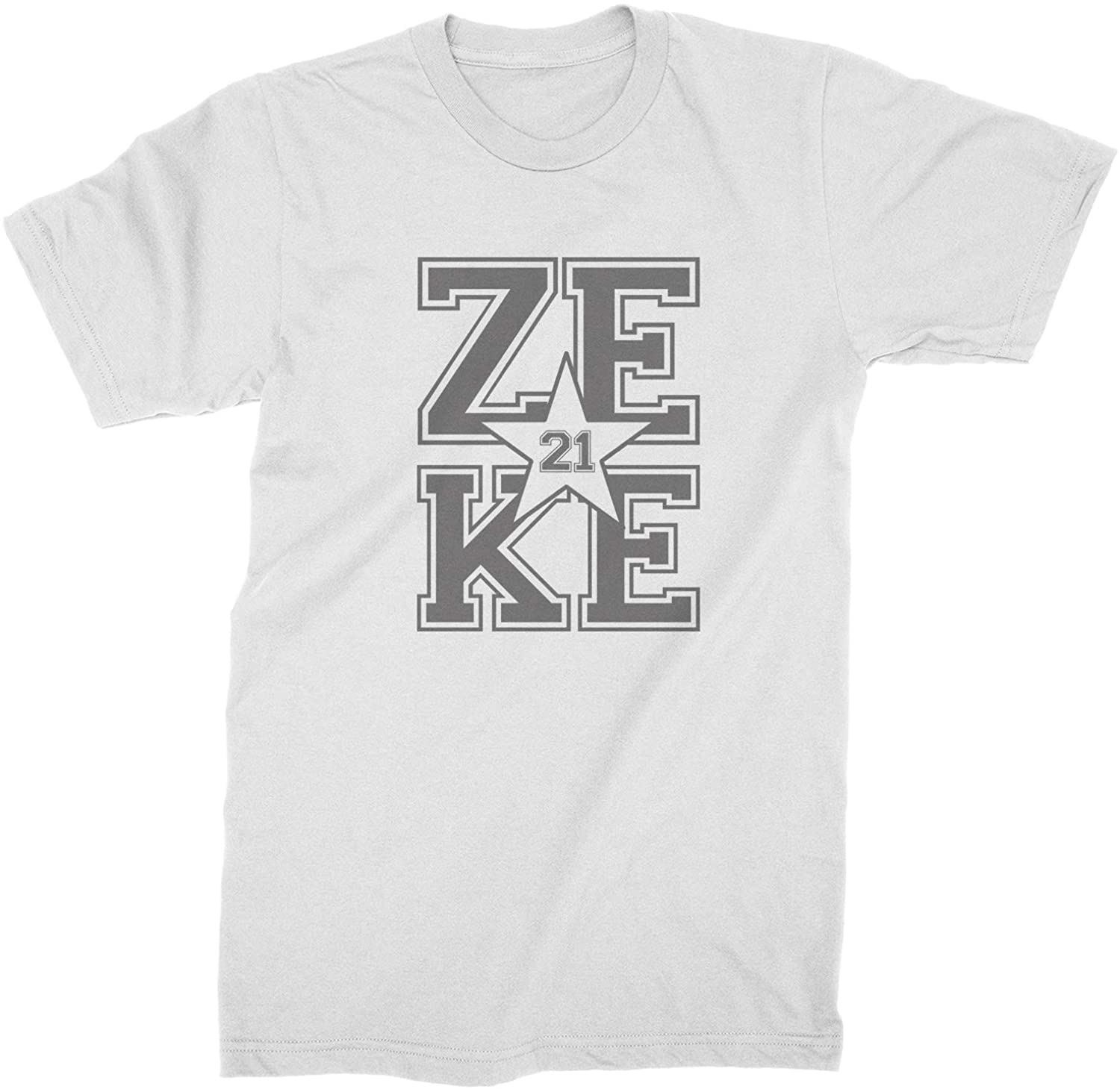 Expression Tees Zeke 21 Feed Zeke Mens T-Shirt