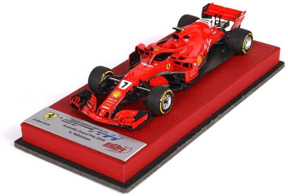Ferrari SF71 H GP Australia 2018 in 1:43 Scale by BBR
