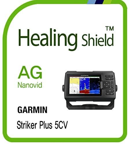 Screen Protector 2pcs for Garmin Striker Plus 5cv, Anti-Glare Matte Screen Protector LCD Shield Guard Healing Shield Outdoor Film (Garmin Striker Plus 5CV)