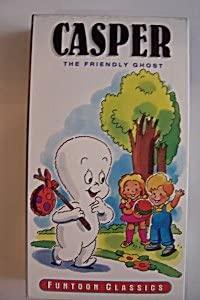 Casper the Friendly Ghost [VHS]