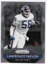 Lawrence Taylor 2015 Panini Prizm New York Giants Card #56