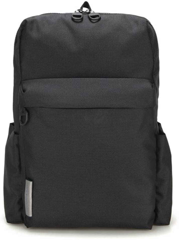 MANDARINA DUCK Men's Casual Backpack MD LIFESTYLE QKT03 School,Business Laptop Back pack (ECLIPSE)