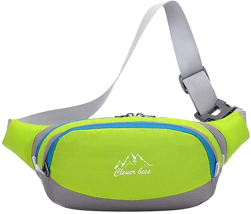 Centory Fanny Pack Waist Packs for Men Women, Waist Bag Hip Pack for Travel Hiking Running Outdoor Sports