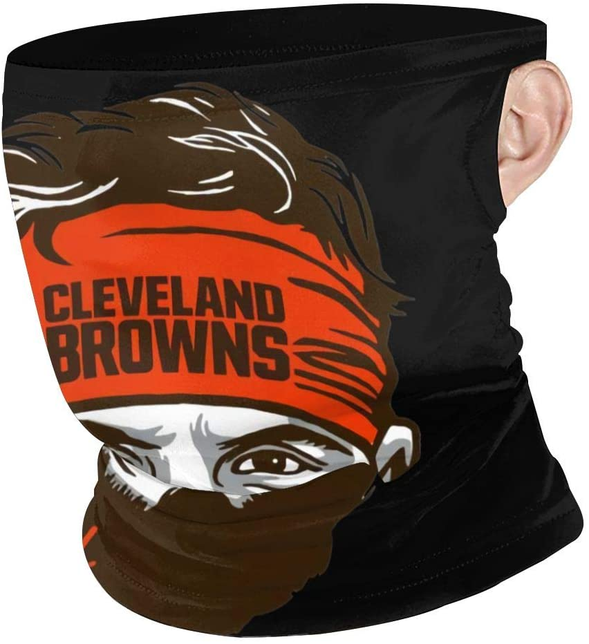 Qwertyi Baker Mayfield Outdoor Face Mask Windproof Scarf