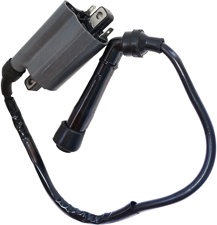 Motadin Ignition Coil compatible with Honda INTERCEPTOR 750 VFR750F 1986 1990-1997