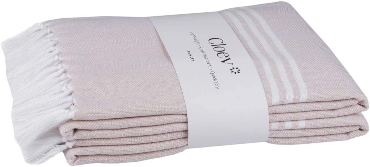 CLOEV Premium Bath Towel, 30