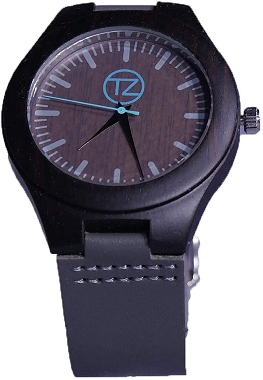 Waterproof Handcrafted Bamboo Wood Watch