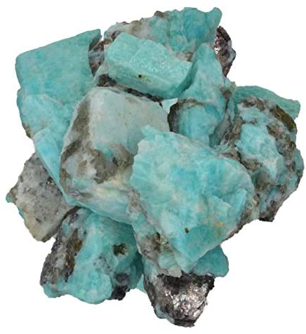 Hypnotic Gems Materials: 1 lb Bulk Rough DHgateite Stones from Madagascar - Raw Natural Crystals for Cabbing, Cutting, Lapidary, Tumbling, Polishing, Wire Wrapping, Wicca and Reiki Crystal Healing