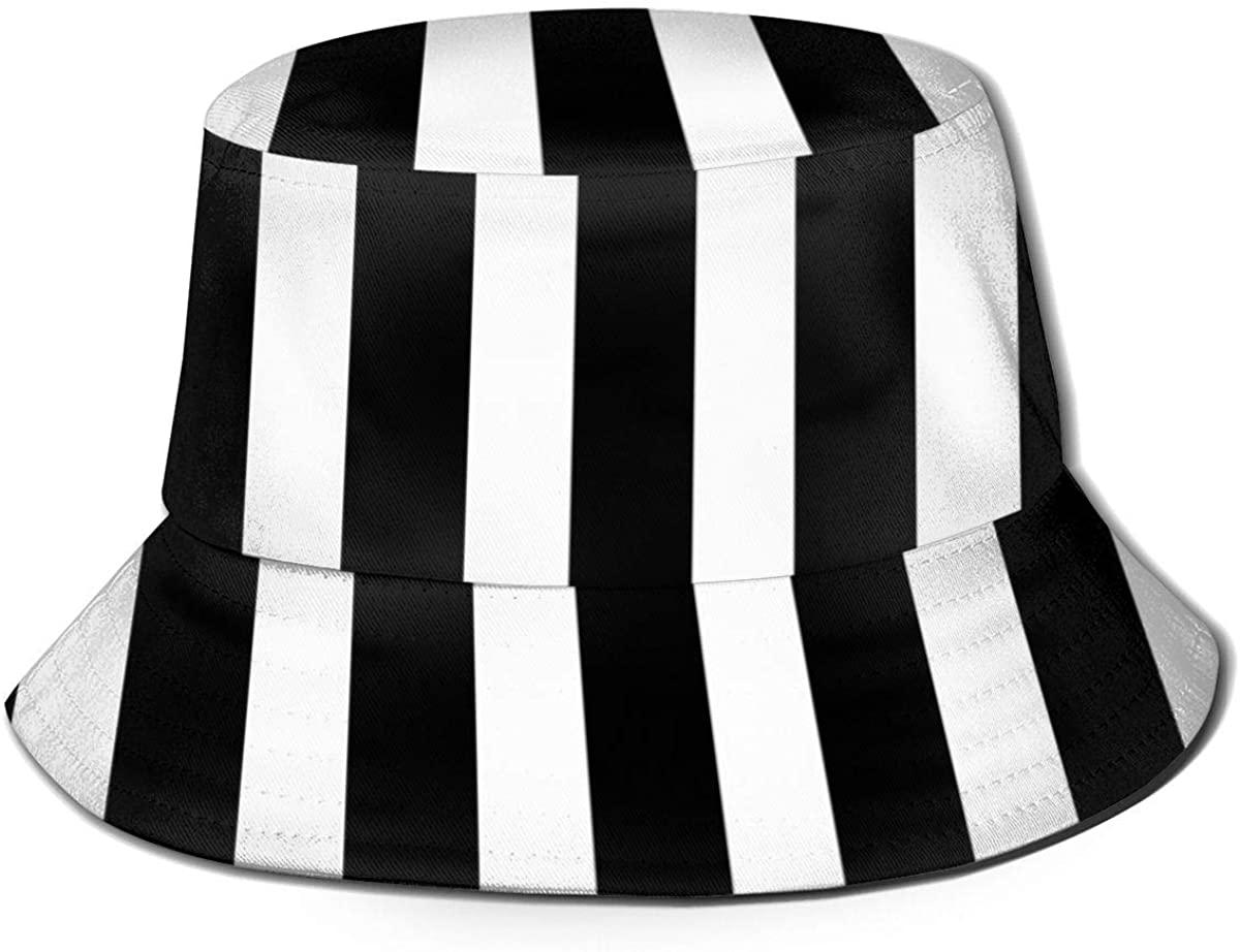 Men Women Beach Hat Vibrant Design Fisherman Cap Sun Cap Bucket Hat
