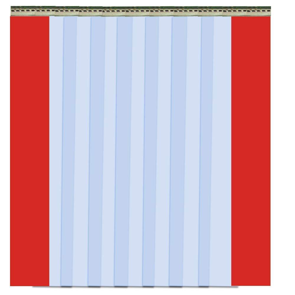 VIZ-PRO 18PCS Strip Door Curtain 87.4