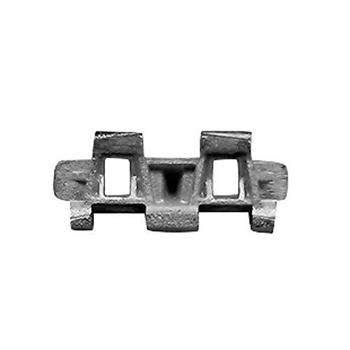 1/35 Workable Metal Track Link Set for German Panzer 35t Tank Model Kit