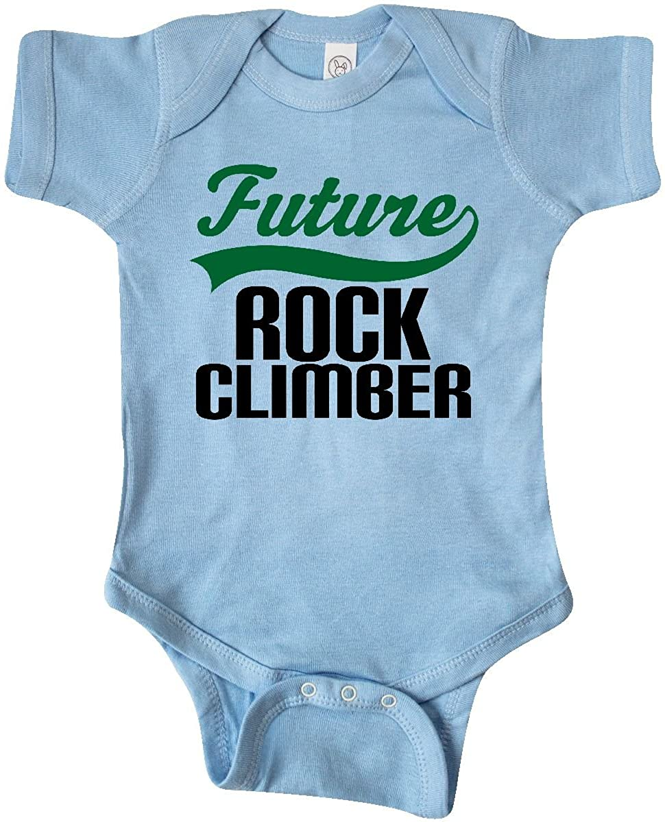 inktastic Future Rock Climber Infant Creeper